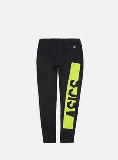 Asics - Fitted Knit Pant, Energy Green