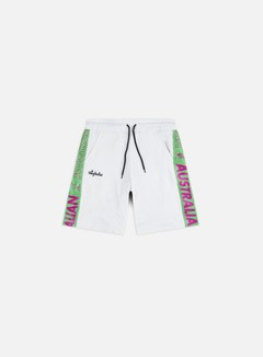 Australian - Cube Banda Shorts, White