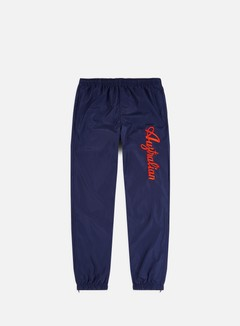 Australian - Embroidery Logo Pants, Cosmo Blue