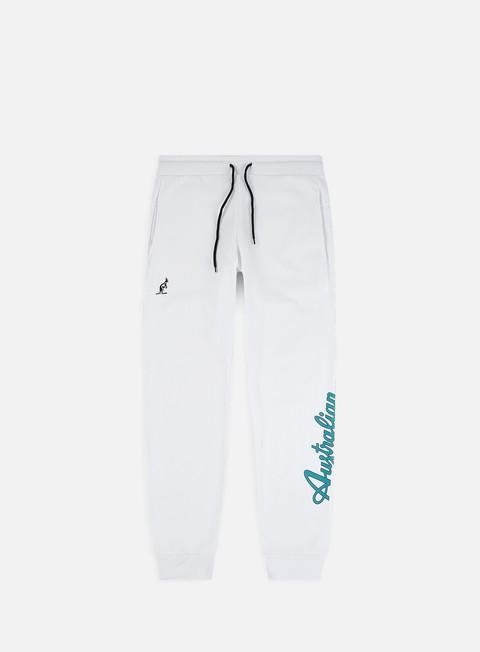 Sweatpants Australian Logo Print Pants