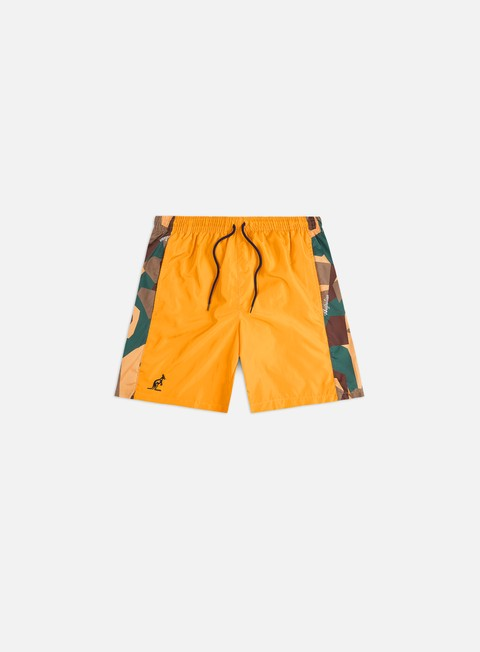 Swimsuits Australian Printed Tape Camo Swim Shorts