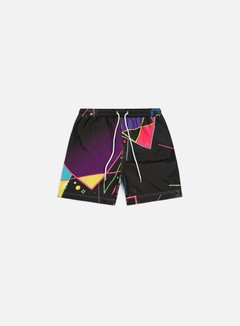Australian - Smash Boxer Swim Trunk, Nero
