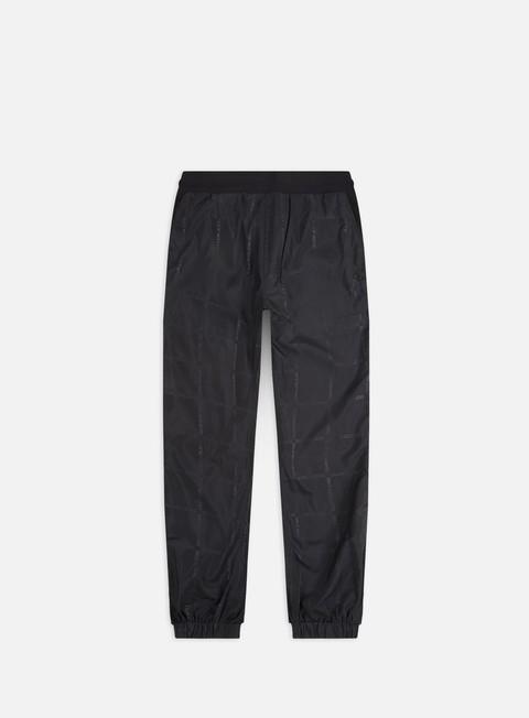 Tute Calvin Klein Jeans AOP Grid Belted Nylon Pant