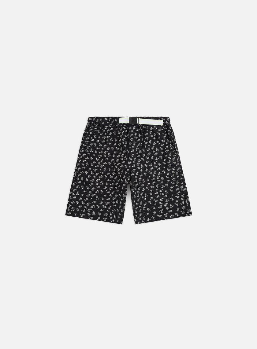 Calvin Klein Jeans AOP Palm Belted Shorts