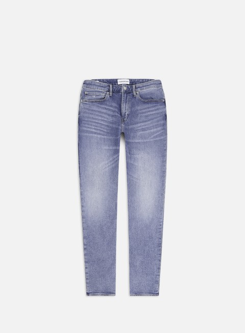 Outlet e Saldi Pantaloni Lunghi Calvin Klein Jeans CKJ 016 Skinny Pant