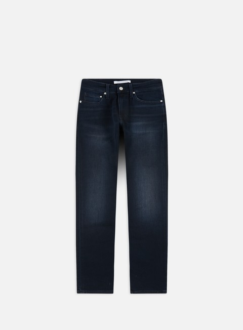Outlet e Saldi Pantaloni Lunghi Calvin Klein Jeans CKJ 026 Slim Pant