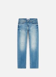 Calvin Klein Jeans - CKJ 058 Slim Taper Pant, Light Blue DSTR