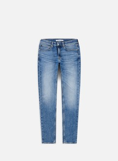 Calvin Klein Jeans - CKJ 058 Slim Taper Pant, Montana Blue Brushed