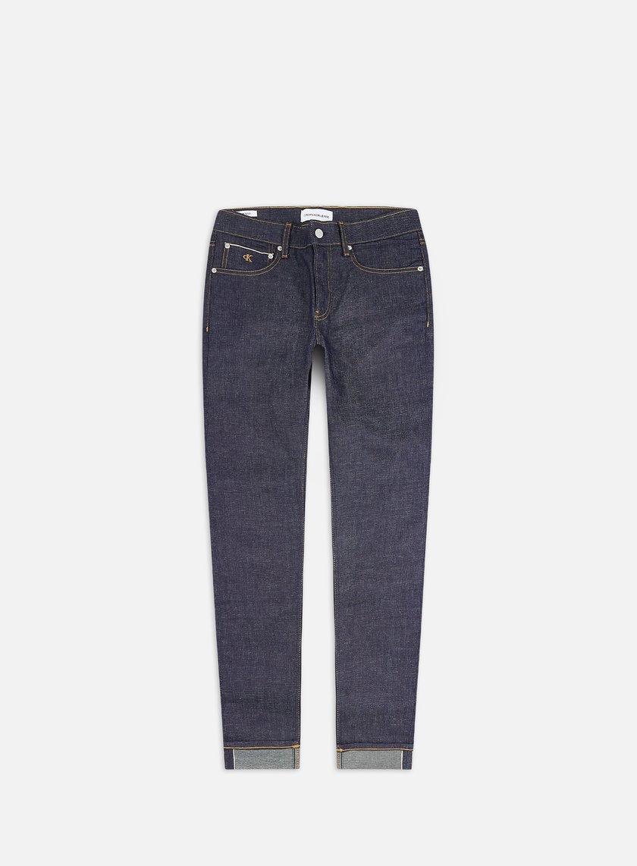Calvin Klein Jeans CKJ 058 Slim Tapered Selvedge Pant