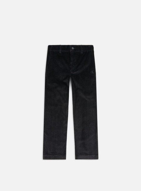 Calvin Klein Jeans Corduroy Cropped Chino Pant