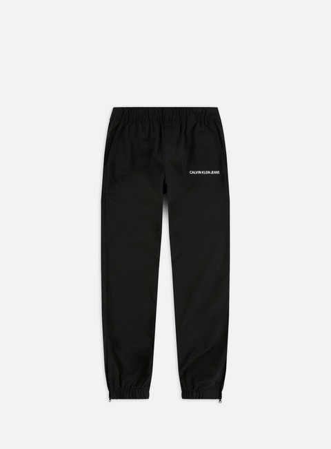 Sweatpants Calvin Klein Jeans Cotton Nylon Track Pant
