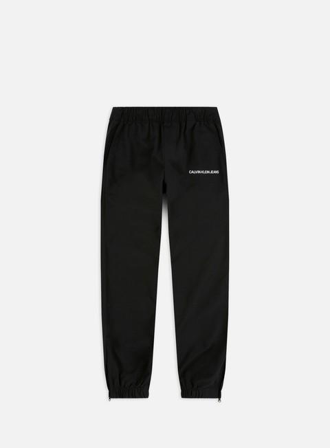 Tute Calvin Klein Jeans Cotton Nylon Track Pant