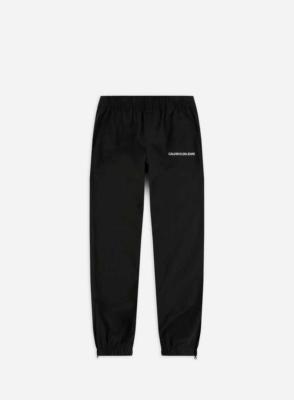 Calvin Klein Jeans Cotton Nylon Track Pant