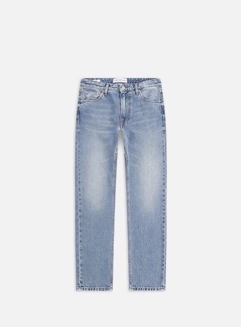 Outlet e Saldi Pantaloni Lunghi Calvin Klein Jeans Dad Jean Pant