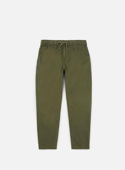 pantaloni calvin klein jeans galfos jog pant grape leaf