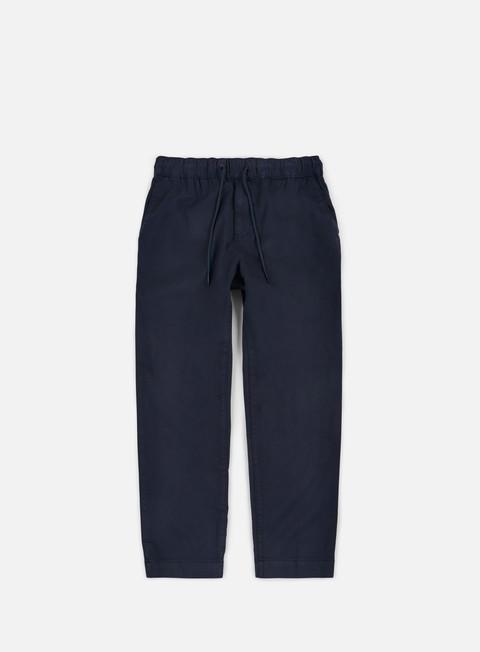 pantaloni calvin klein jeans galfos jog pant night sky
