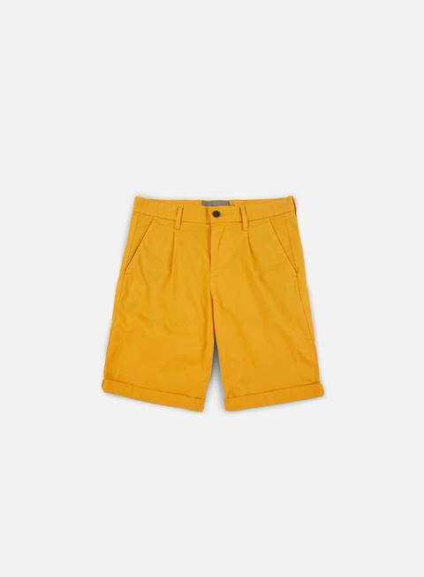 pantaloni calvin klein jeans hayden pleat shorts spectra yellow