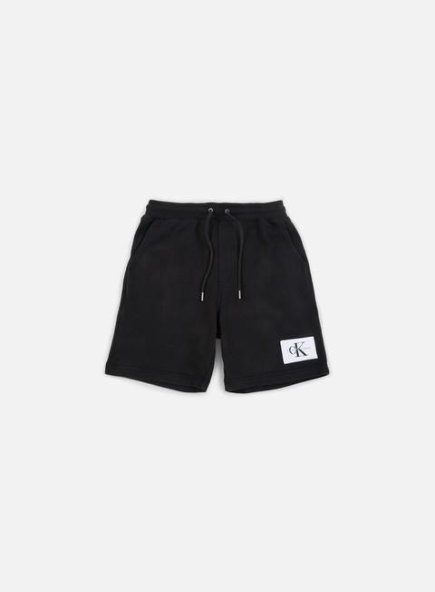 Pantaloncini Calvin Klein Jeans Homeros 3 Fleece Shorts