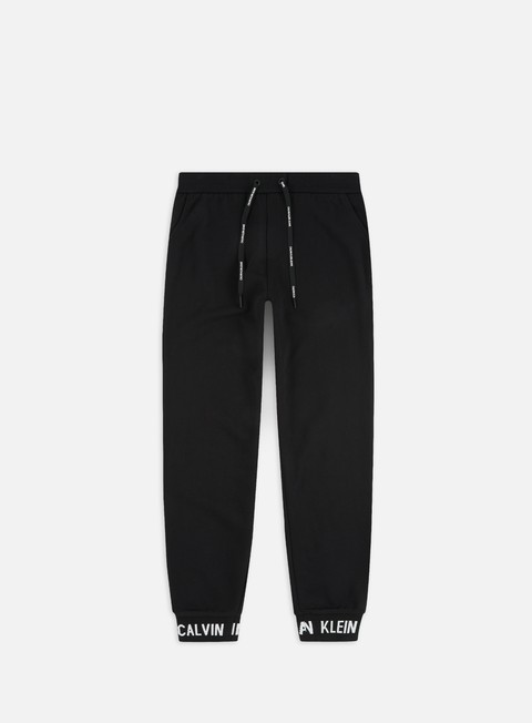 Sale Outlet Sweatpants Calvin Klein Jeans Hwk Institutional Logo Cuff Pants