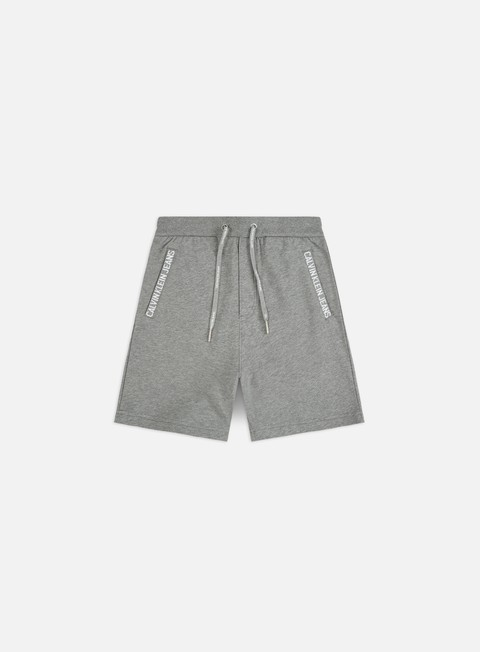 Sale Outlet Shorts Calvin Klein Jeans Hwk Institutional Logo Cuff Shorts