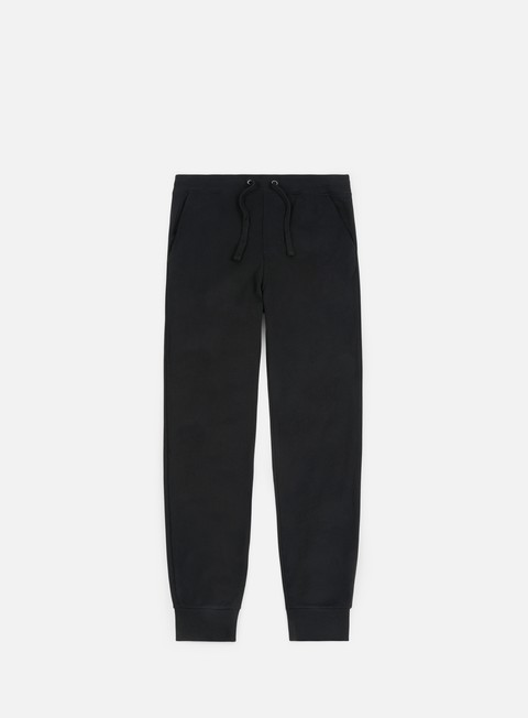 pantaloni calvin klein jeans institutional joggin pant ck black