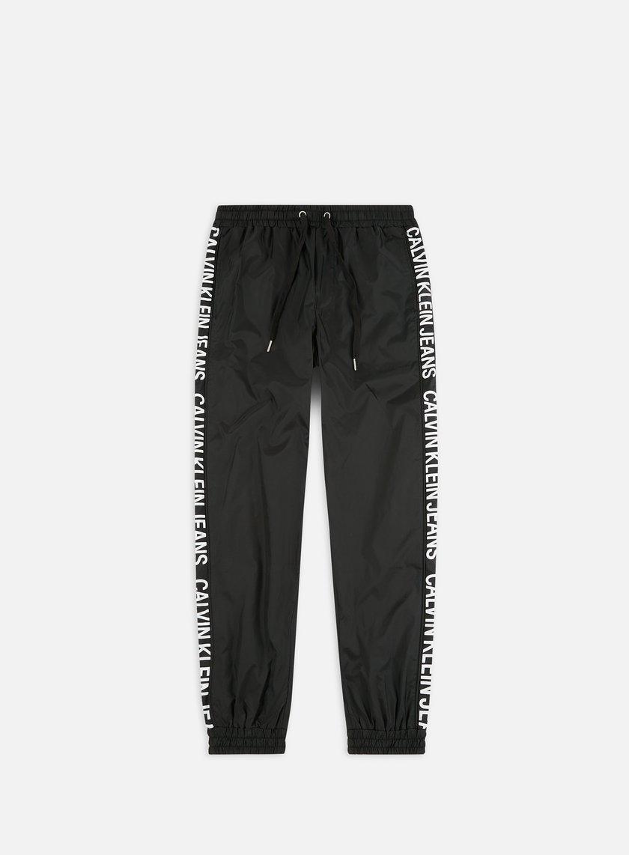 Calvin Klein Jeans Institutional Stripe Nylon Pant