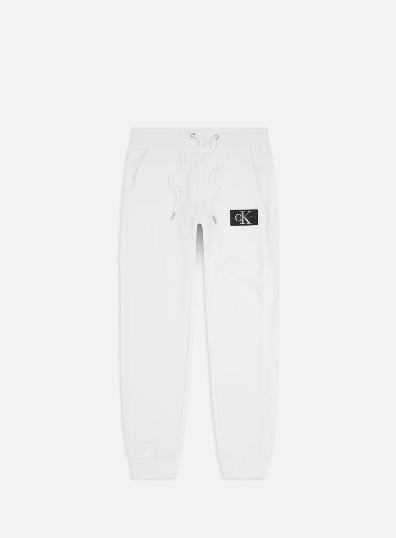Calvin Klein Jeans Monogram Patch Pant
