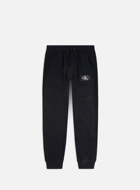 Sweatpants Calvin Klein Jeans Monogram Patch Pant