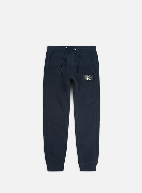 Tute Calvin Klein Jeans Monogram Patch Pant