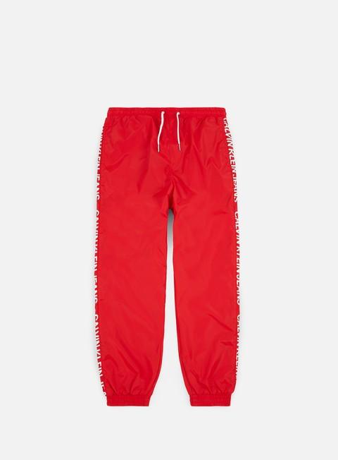Tute Calvin Klein Jeans Nylon Jogging Pants