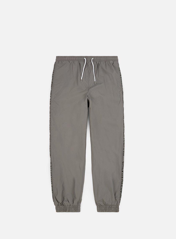 Calvin Klein Jeans Nylon Jogging Pants