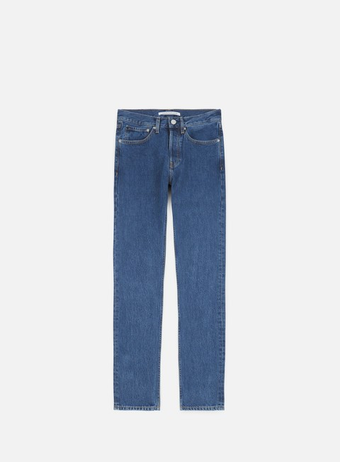 Sale Outlet Pants Calvin Klein Jeans Skinny Rigid Pant