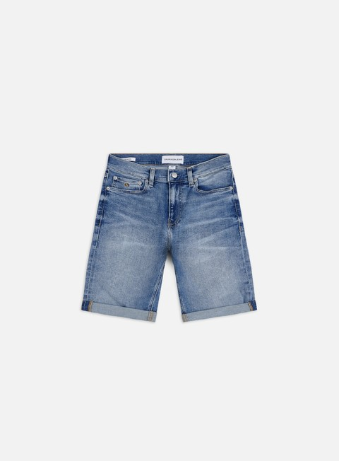 Pantaloncini Calvin Klein Jeans Slim Shorts