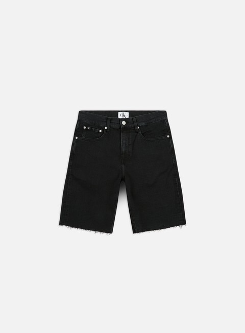 Pantaloncini Calvin Klein Jeans Straight Shorts