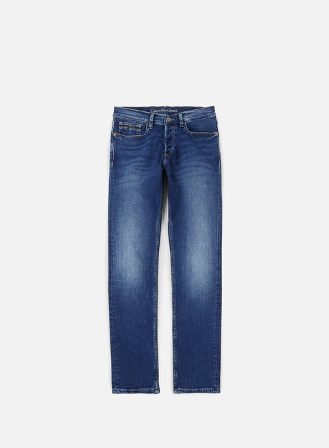 Sale Outlet Pants Calvin Klein Jeans Straight Taper Pant