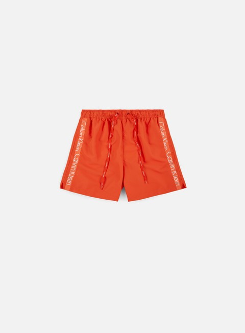Outlet e Saldi Costumi da Bagno Calvin Klein Underwear Medium Drawstring 2