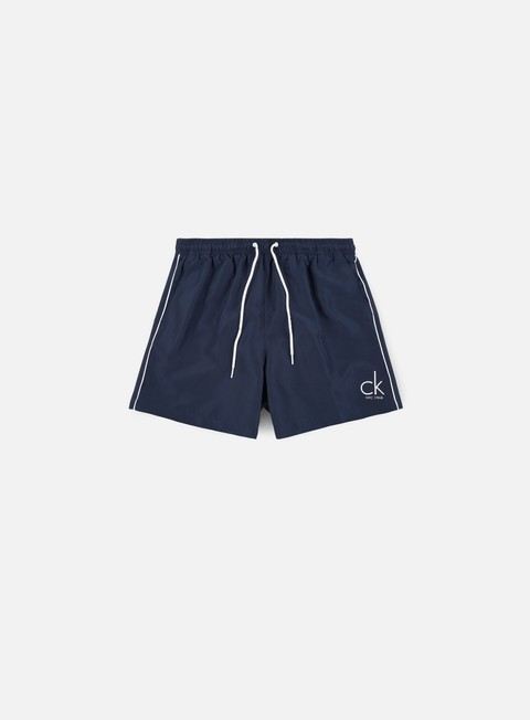 pantaloni calvin klein underwear medium drawstring 3 blue shadow