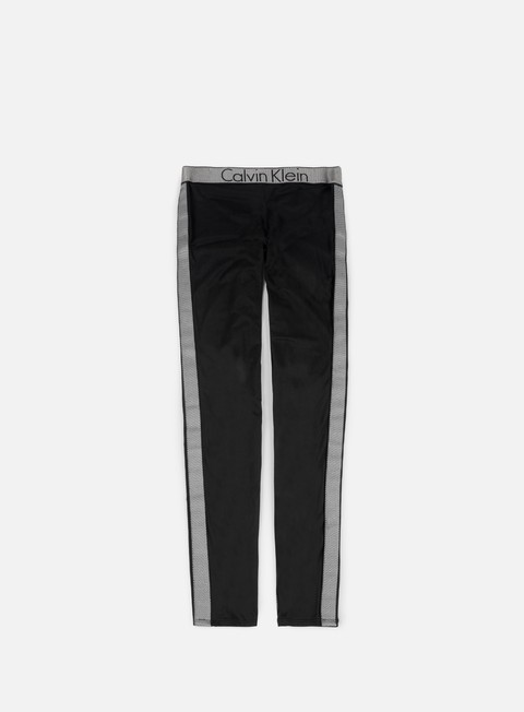 pantaloni calvin klein underwear wmns customized stretch leggins black