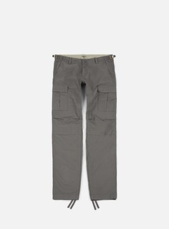 Carhartt - Aviation Pant Ripstop, Air Force Grey Rinsed