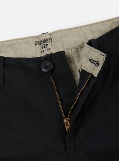 Carhartt - Aviation Pant Ripstop, Black Rinsed 3