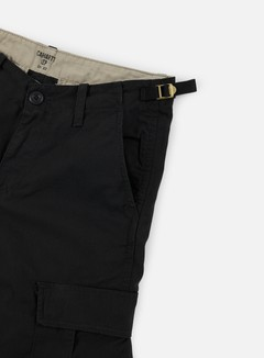 Carhartt - Aviation Pant Ripstop, Black Rinsed 4