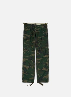 Carhartt - Aviation Pant Ripstop, Camo Combat Green