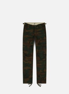 Carhartt - Aviation Pant Ripstop, Camo Evergreen