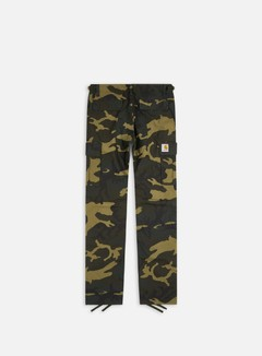 Carhartt - Aviation Pant Ripstop, Camo Laurel Rinsed 2
