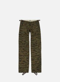 Carhartt - Aviation Pant Ripstop, Camo Tiger Laurel Rinsed