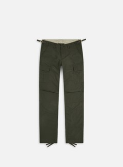 Carhartt - Aviation Pant Ripstop, Cypress Rinsed 1