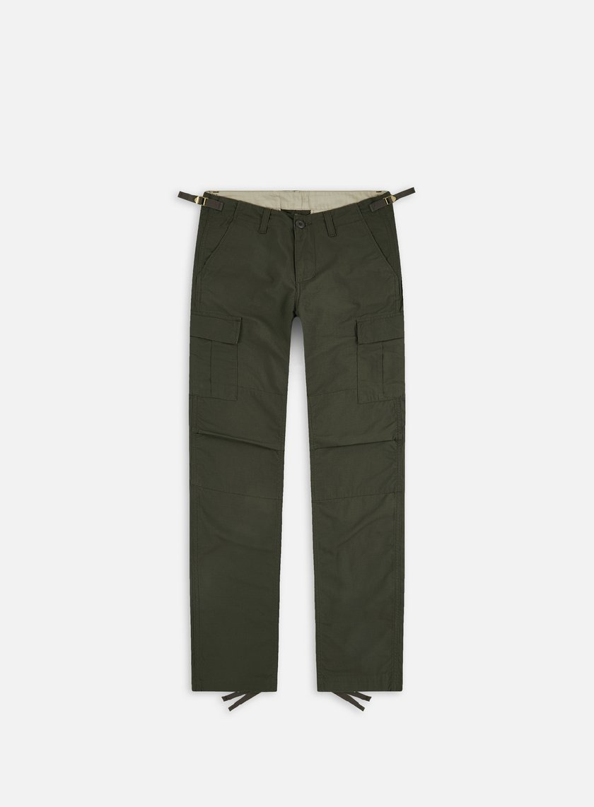 Carhartt - Aviation Pant Ripstop, Cypress Rinsed