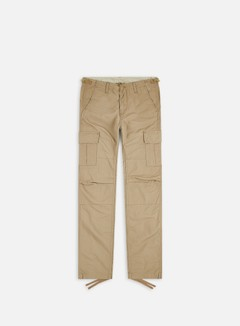 Carhartt - Aviation Pant Ripstop, Leather Rinsed