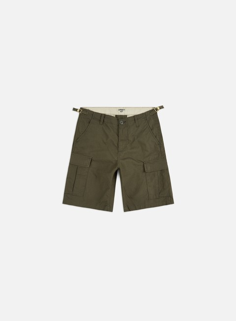 pantaloni carhartt aviation short cypress rinsed