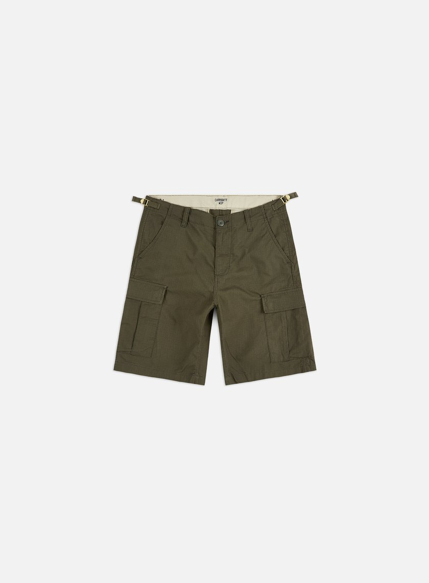 Carhartt - Aviation Short, Cypress Rinsed